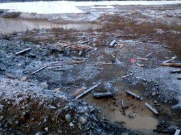 siberia dam collapse gold mine