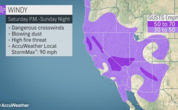 New windstorm to create extreme fire danger over California this weekend, windstorm california extreme fire danger, windstorm california extreme fire danger vieo, windstorm california extreme fire danger pictures, windstorm california extreme fire danger october 26-27