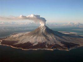 10000 years volcanic eruption video