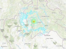 M6.1 earthquake rattles Thailand on November 20 2019