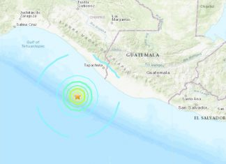 M6.3 earthquake Mexico on November 20, 2019