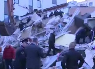 M6.4 earthquake hits near Tirana Albania on November 26 2019, M6.4 earthquake hits near Tirana Albania on November 26 2019 map, M6.4 earthquake hits near Tirana Albania on November 26 2019 video, M6.4 earthquake hits near Tirana Albania on November 26 2019 picture