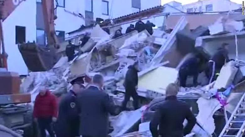 M6.4 earthquake hits near Tirana Albania on November 26 2019, M6.4 earthquake hits near Tirana Albania on November 26 2019 map, M6.4 earthquake hits near Tirana Albania on November 26 2019 video, M6.4 earthquake hits near Tirana Albania on November 26 2019 picture