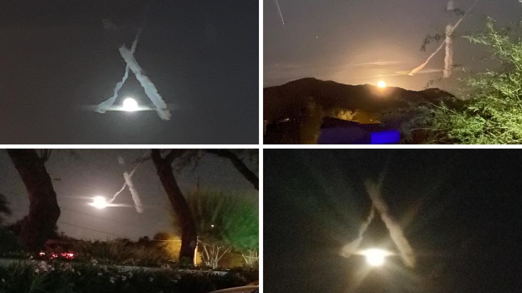 Strange shape seen in Phoenix area night sky, Strange shape seen in Phoenix area night sky  picture, Strange shape seen in Phoenix area night sky  video, Strange shape seen in Phoenix area night sky  november 2019