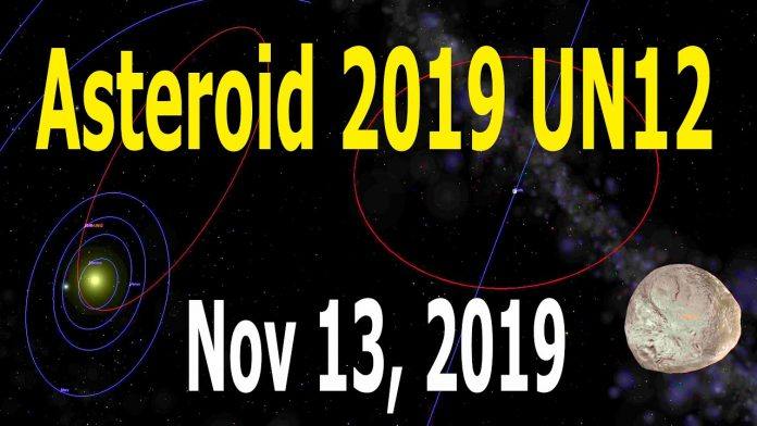 asteroid news, asteroid flyby, asteroid november 2019