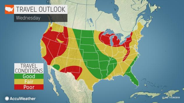 Travel Outlook for Thanksgiving Holiday in USA