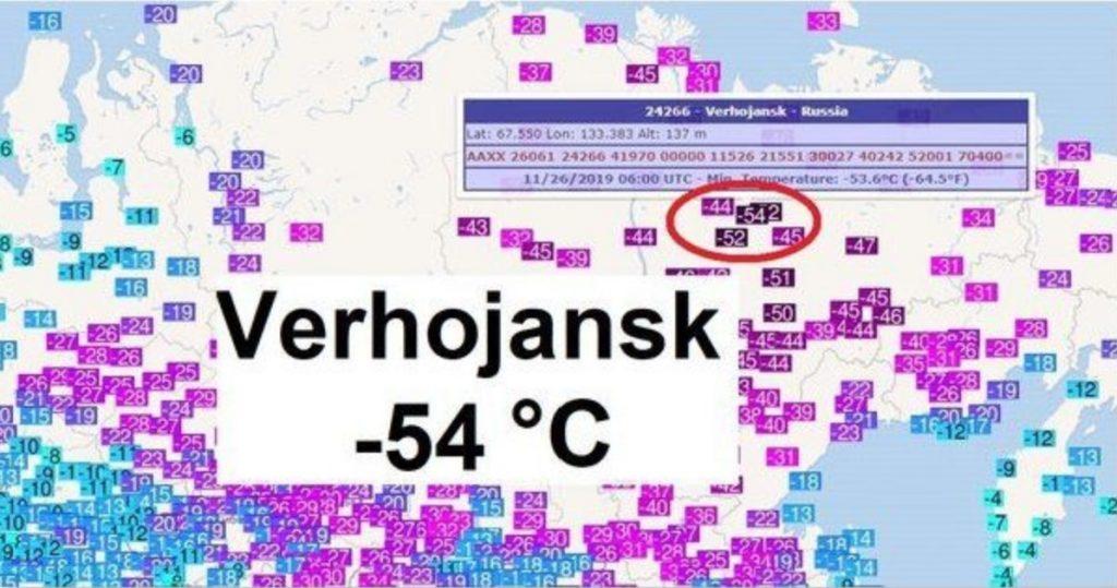 frigid temperatures russia, frigid temperatures russia map
