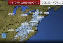 halloween storm us east coast 2019, halloween storm us east coast 2019 video, halloween storm us east coast 2019 picture