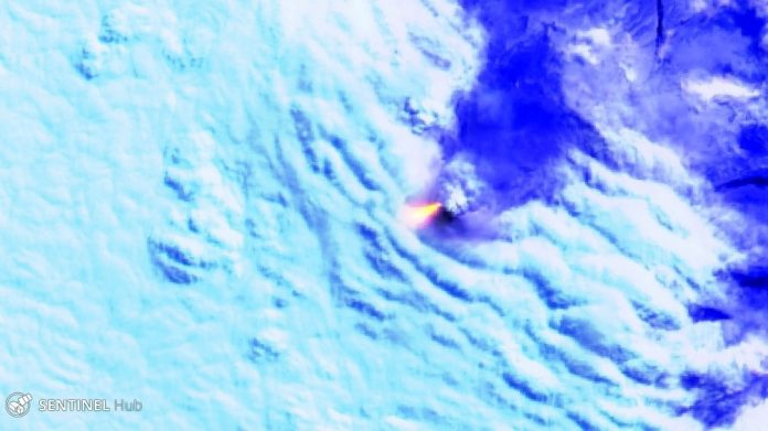 heard island eruption, mawson peak eruption, mawson peak eruption november 2019