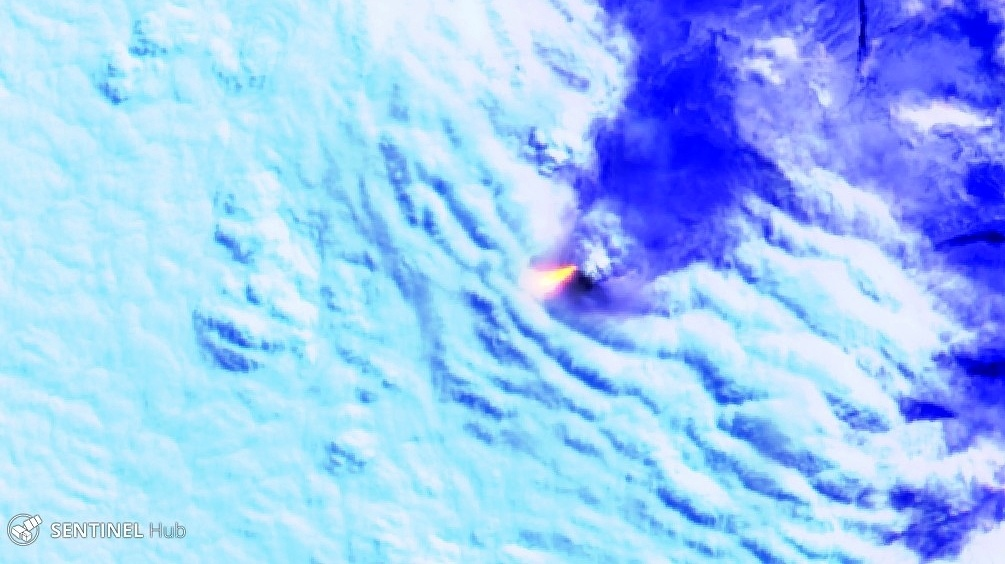 heard island eruption, mawson peak eruption, mawson peak eruption november 2019