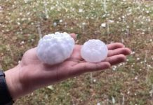 huge hail brisbane nsw queensland australia fires, australia fires big hail, big hail south-east queensland, brisbane hail november 2019