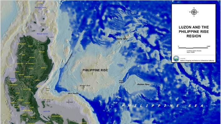 largest caldera discovered in Philippines