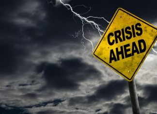 social and economic crisis ahead, social and economic collapse ahead