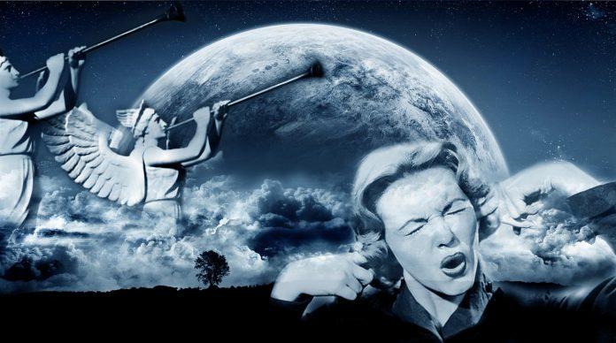 strange sounds, strange sounds mystery, strange noise from the sky, strange noise phenomenon, trumpet of the apocalypse