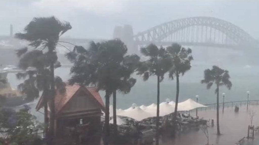 Freak storm engulfs Sydney on November 26, Freak storm engulfs Sydney on November 26 video, Freak storm engulfs Sydney on November 26 pictures
