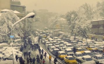 tehran snow iran, Snow in Tehran, Snow in Tehran iran, iran snow november 2019