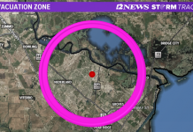 tpc plant explosion evacuations, Port Neches, Groves, Nederland, some of Port Arthur ordered to evacuate following afternoon explosion that sent flames into sky above burning plant