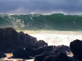 oman tsunami, tsunami risk oman, oman tsunami risk