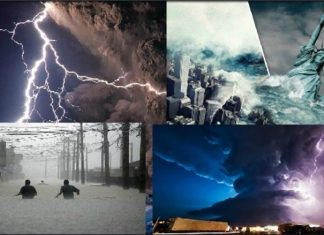 weather anomalies records usa october 2019