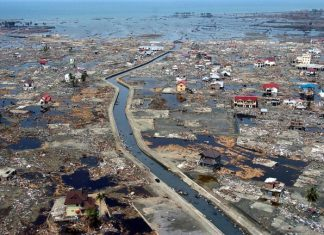 The 2004 Sumatra-Andaman earthquake and resulting Boxing Day tsunami was the deadliest in recorded history, taking 230,000 lives in a matter of hours