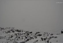 hawaii snow, hawaii snow december 6 2019, snow mauna loa volcano