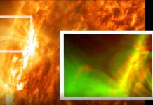 new kind magnetic explosion detected on the sun