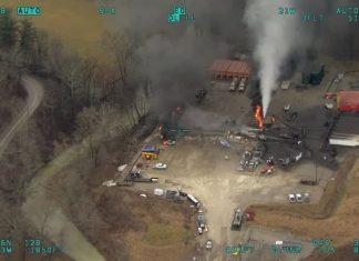 Satellite discovers largest recorded methane leak in the U.S., ohio methane gas leak