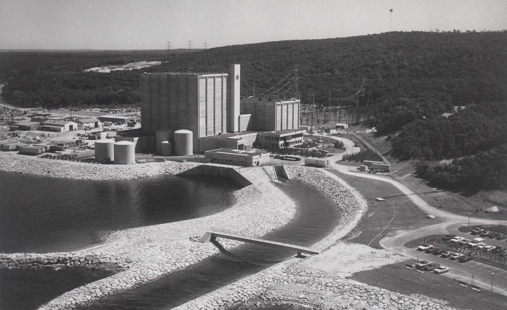 pilgrim nuclear plant earthquake