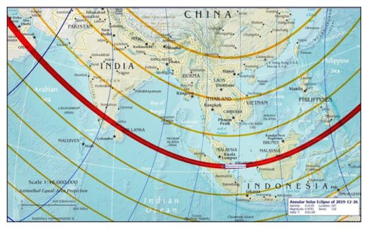 The path of the solar eclipse on, The path of the solar eclipse on December 26 2019 map, The path of the solar eclipse on December 26 2019 video, The path of the solar eclipse on December 26 2019 live December 26 2019