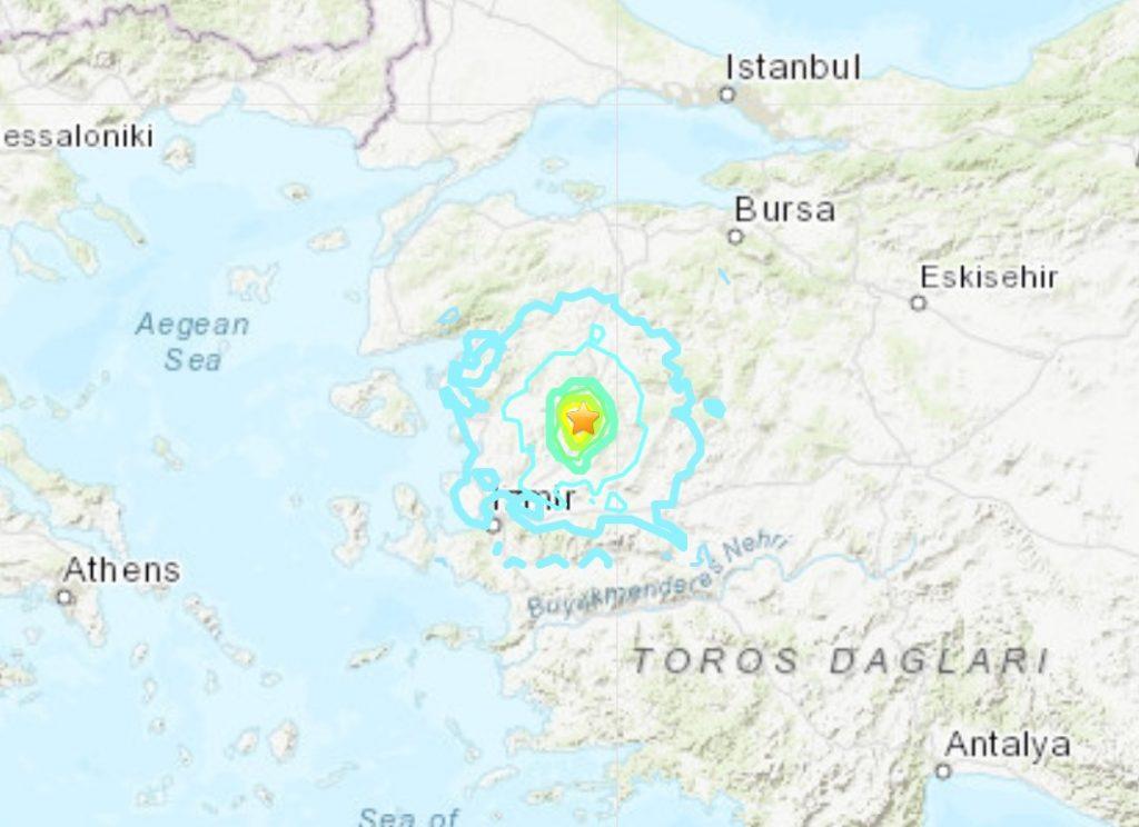 Shallow M5.6 earthquake hits Turkey on January 22, Shallow M5.6 earthquake hits Turkey on January 22 map, Shallow M5.6 earthquake hits Turkey on January 22 video