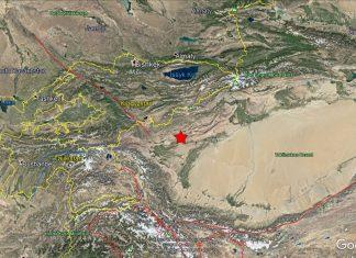 M6.0 earthquake china january 19 2020, M6.0 earthquake china january 19 2020 map, M6.0 earthquake china january 19 2020 video