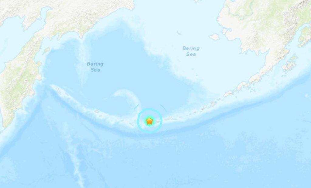 M6.2 earthquake hits Alaska, M6.2 earthquake hits Alaska aleutian island, M6.2 earthquake hits Alaska january 22-23 2020