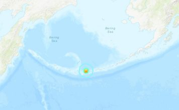 M6.2 earthquake hits Alaska, M6.2 earthquake hits Alaska aleutian island, M6.2 earthquake hits Alaska january 22-23 2020