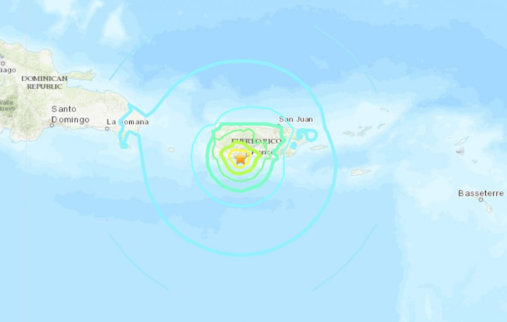 M6.5 earthquake puerto rico january 7 2020, M6.5 earthquake puerto rico january 7 2020 pictures, M6.5 earthquake puerto rico january 7 2020 video, M6.5 earthquake puerto rico january 7 2020 map