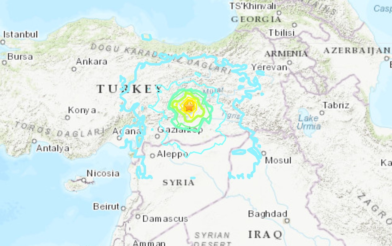 Deadly M6.7 earthquake hits Turkey: At least 14 dead, terror, widespread damage in videos - Strange Sounds