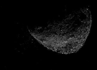 asteroid bennu eruption, asteroid bennu ejection