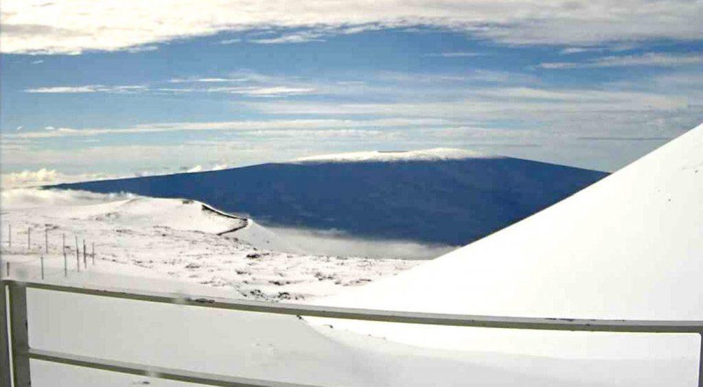 hawaii snow big island, hawaii snow big island january 2020, hawaii big island flooding, hawaii snow big island video, hawaii flooding big island