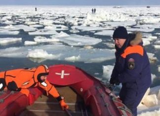 Ice fishermen rescue in Russia, Ice fishermen rescue in Russia video, Ice fishermen rescue in Russia pictures