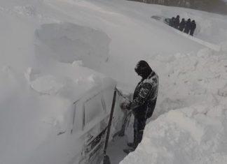 kazakhstan blizzard, kazakhstan blizzard video, kazakhstan blizzard pictures, kazakhstan blizzard january 2020