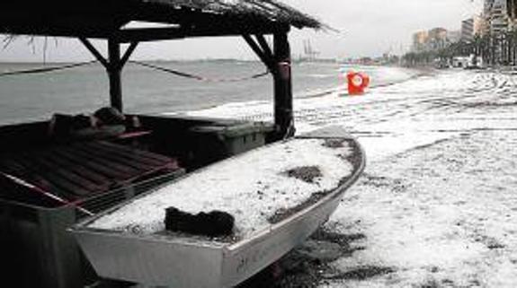 malaga hailstorm, malaga hailstorm video, malaga hailstorm pictures, malaga hailstorm january 2020