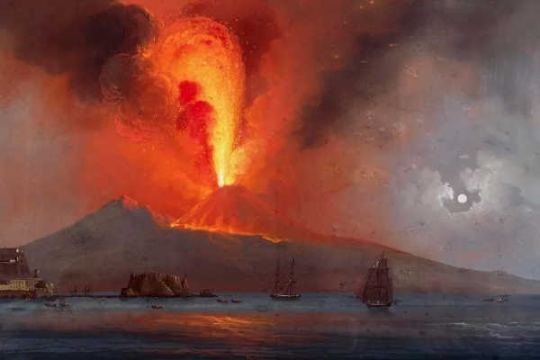 mount vesuvius eruption 79 ad, Two new archeological studies about Mount Vesuvius eruption in 79 AD, new findings vesuvius eruption