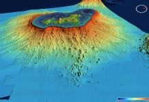 The birth of the new underwater volcano off Mayotte is responsible for the seismic hum recorded around the world in November 2018