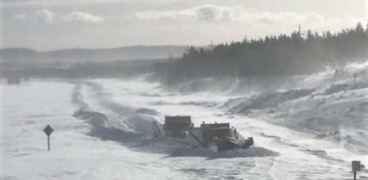newfoundland bomb blizzard, newfoundland bomb blizzard video, newfoundland bomb blizzard pictures, newfoundland bomb blizzard january 2020, 'Bomb' blizzard buried cars and homes with more than 12 feet of snow in parts of Newfoundland
