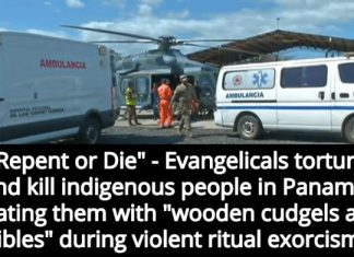 panama exorcism, Panama exorcism ritual kills seven people, tortures 15 as authorities find bodies in mass grave