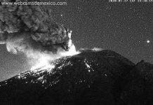 popocatepetl volcanic eruption january 2020, popocatepetl volcanic eruption january 2020 video, popocatepetl volcanic eruption january 2020 pictures