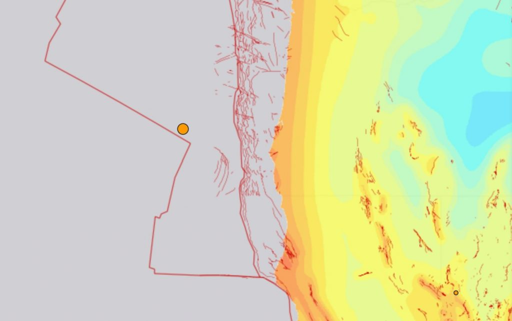 M4.7 earthquake hits near Cascadia subduction zone on February 8 2020