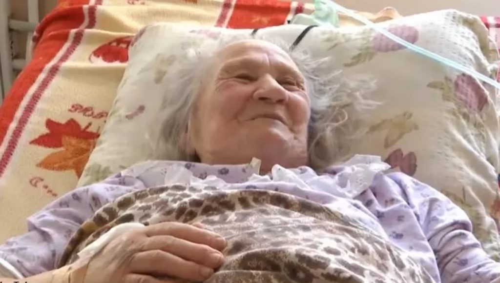 Ukrainian woman comes back to life 10 hours after being declared dead, Ukrainian woman comes back to life 10 hours after being declared dead video