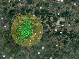 earthquake swarm Michoacan-Guanajuato volcanic field 2020