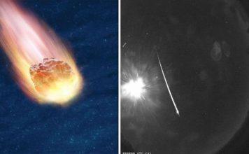 Huge meteorite hits Alwar, Rajasthan, creating 20-meter large crater and changing night into day over India, india meteorite creates huge crater february 12 2020, alwar meteorite, alwar meteorite video, alwar meteorite creates giant crater in 2020