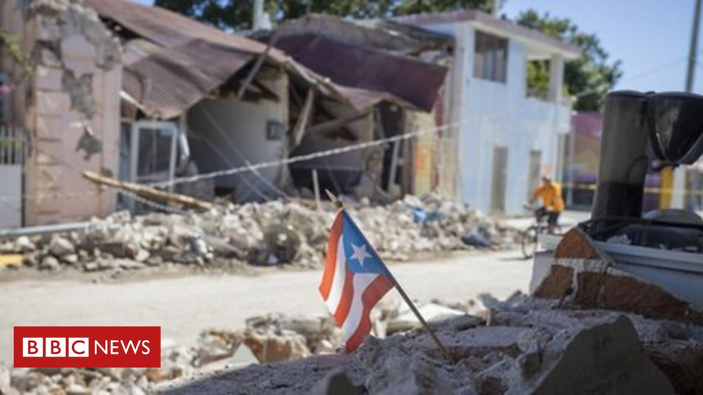 White House threatens to veto House bill to aid Puerto Rico earthquake recovery